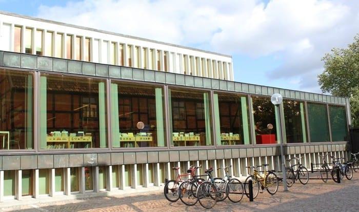 Sagorummet i Lunds Stadsbibliotek