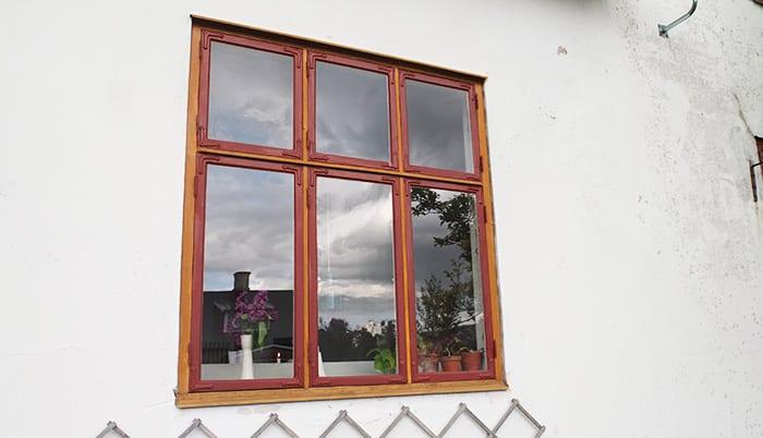 Glasverandan - en tillbyggnad vid Söderåsen