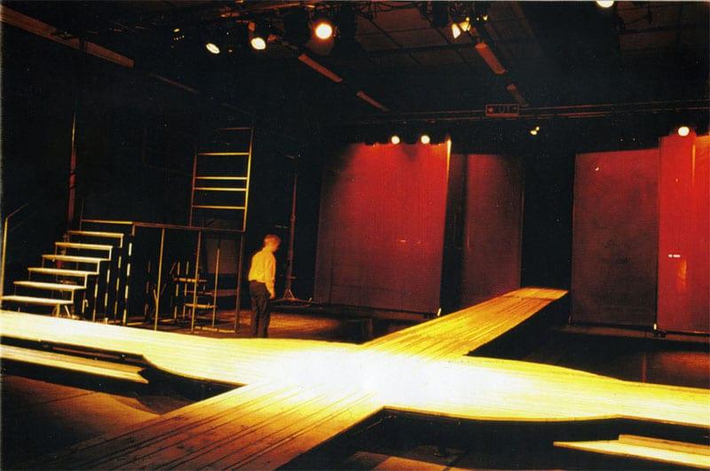 Skapandet av en scenografi: Viva Carmen