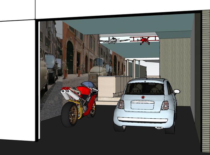 Garage Extra Allt